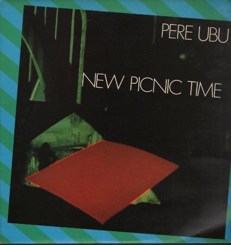 Pere Ubu - New Picnic Time (Vinyl)