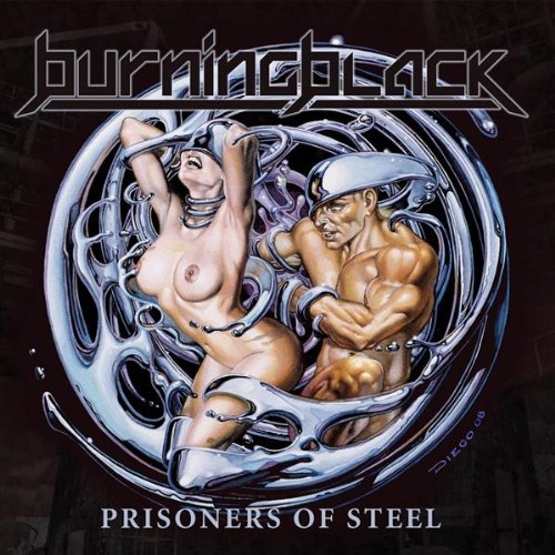Burning Black - Prisoners Of Steel