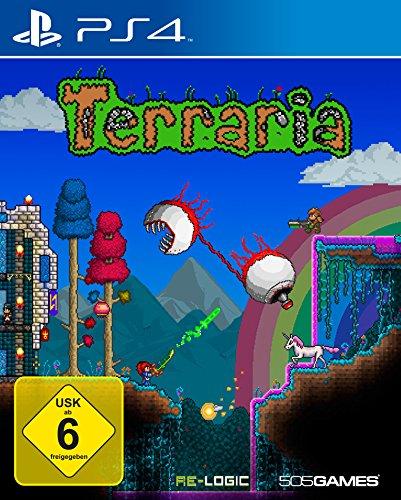 Playstation 4 - Terraria