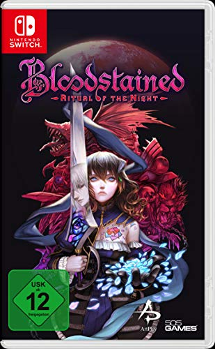 Nintendo Switch - Bloodstained - Ritual Of The Night