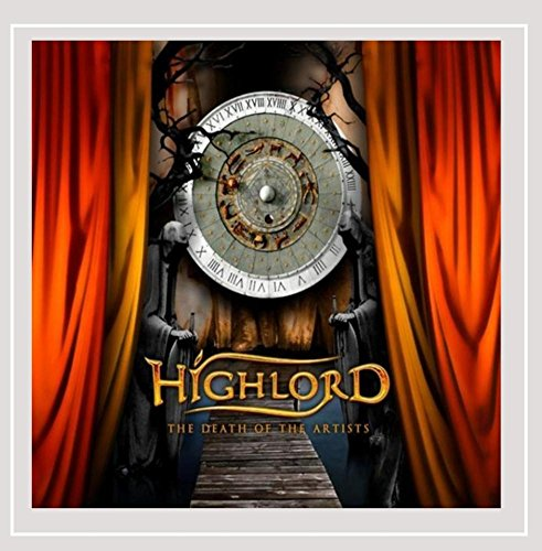 Highlord - The Death Of The Artists