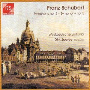 Schubert , Franz - Symphonies Nos. 2 & 5