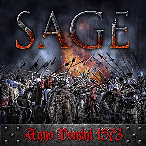 Sage - Anno Domini 1573 (CD DVD)