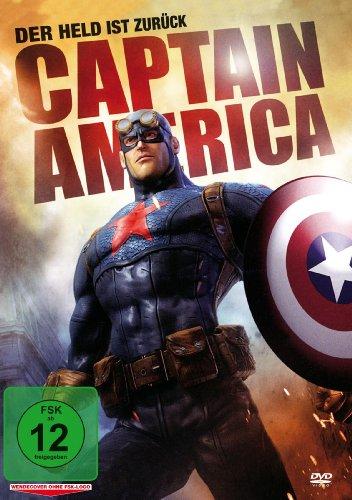 DVD - Captain America (Serie von 1944)