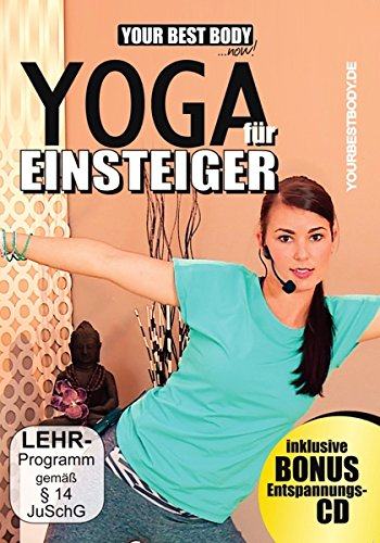 DVD - Your Best Body - Yoga für Einsteiger (+ Audio-CD) [2 DVDs]
