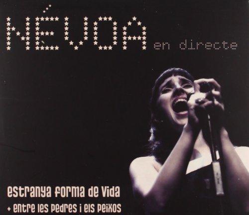 Nevoa - En Directe (Estranya Forma De Vida   Entre Les Pedres I Eis Peixos) (CD DVD)