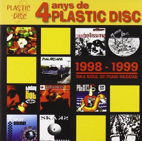 Sampler - 4 Anys de Plastic Disc
