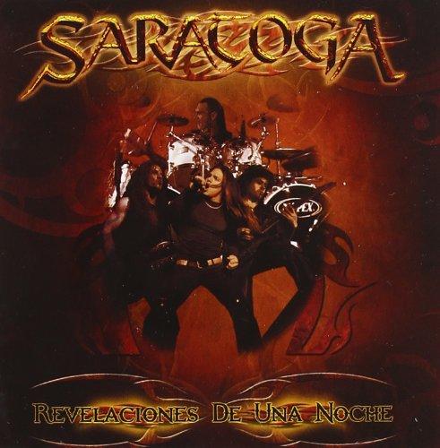 Saratoga - Revelaciones De Una Noche (DVD CD Edition)
