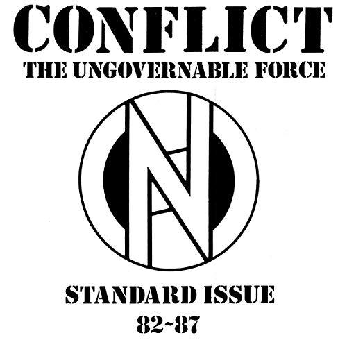 Conflict - Standard Issue 82-87 (Vinyl)