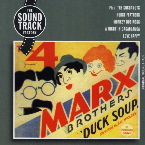 Soundtrack - The Marx Brothers Duck Soup