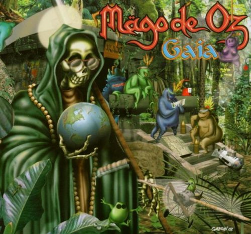 Mägo de Oz - Gaia