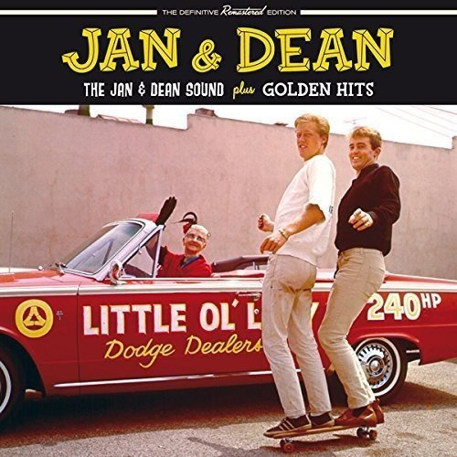Jan & Torrence,Dean Berry - The Jan & Dean Sound+Golden Hits+7 Bonus