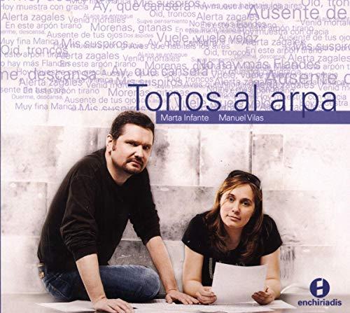 Infante , Marta & Vilas , manuel - Tonos Al Arpa