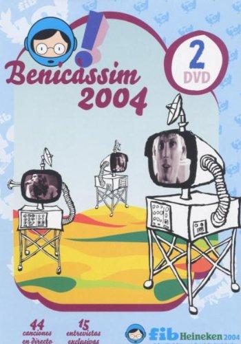 Sampler - Benicassim 2004