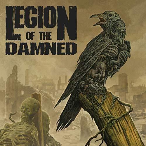 Legion Of The Damned - Ravenous Plague (Vinyl)