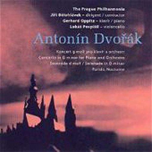 Dvorak , Anton - Concerto In G Minor / Serenade In D Minor / Rondo / Nocturne (Belohlavek, Oppitz, Pospisil)