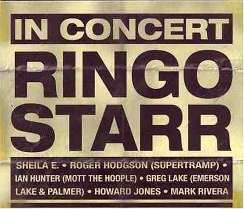 Starr , Ringo - In Concert