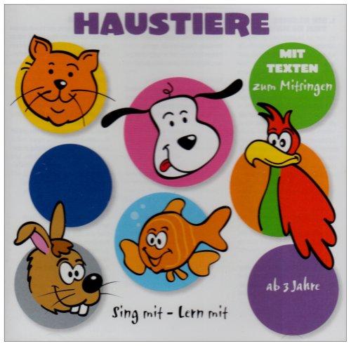 Milja , Millhoff & Kröger , Thomas - Sing mit-Lern mit Haustier