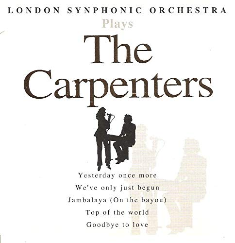 London Symphonic Orchestra - Plays the Carpenters