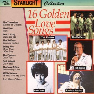 Sampler - 16 Golden Lovesongs