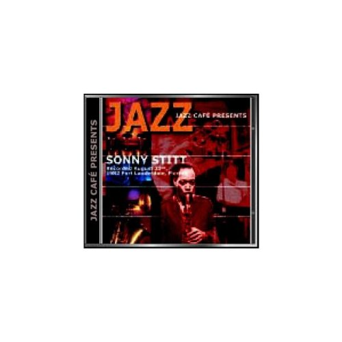 Stitt , Sonny - Live August 23rd, 1982 For Lauderdale (presents by Jazz Cafe)
