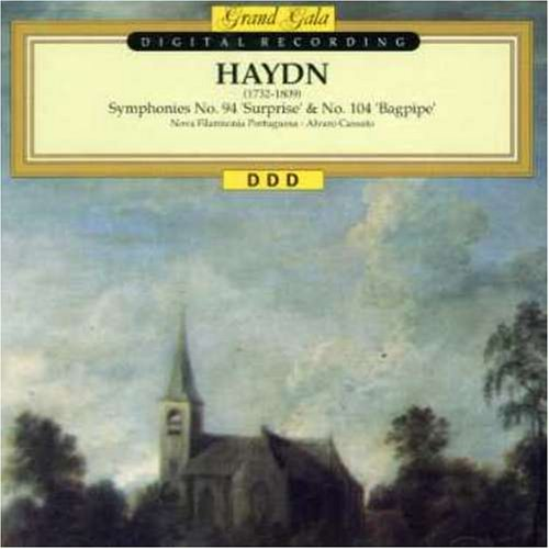 Haydn , Joseph - Symphonies no 94 surprise