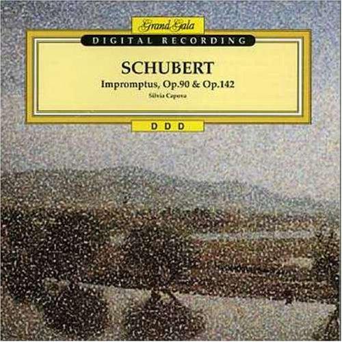 Schubert , Franz - Impromtus, Op. 90 & Op. 142