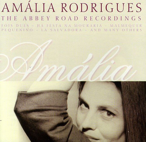Rodrigues , Amalia - The Abbey Road Recordins