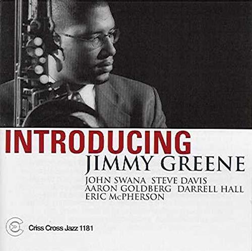 Greene , Jimmy - Introducing (Criss Cross Jazz 1181)