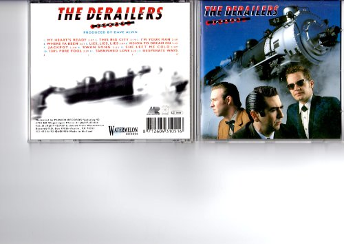 Derailers , The - Jackpot