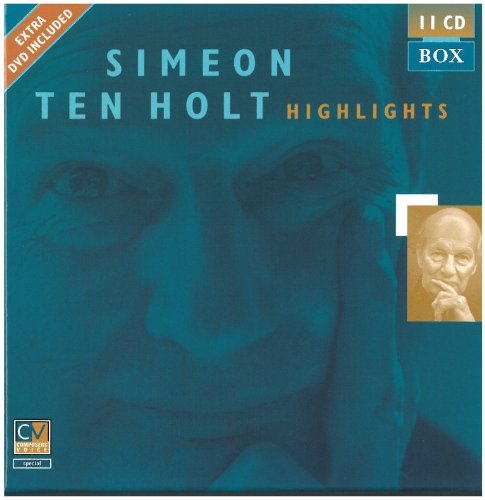 Ten Holt , Simeon - Highlights Pianoworks (UK-Import) (11CDBOX)