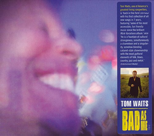 Waits , Tom - Bad As Me (Remastered) (Vinyl)