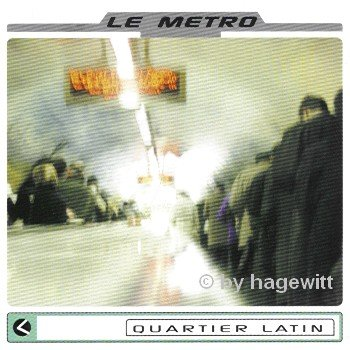 Metro , Le - Quartier Latin (UK-Import)