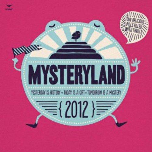 Sampler - Mysteryland 2012