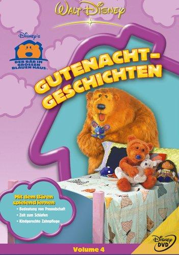 DVD - Der Bär im grossen blauen Haus 4 - GuteNachtGeschichten