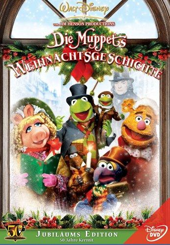 DVD - Die Muppets Weihnachtsgeschichte (Jubiläums-Edition)
