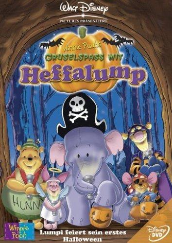 DVD - Winnie Puuhs Gruselspaß mit Heffalump (Disney)