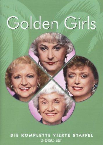 DVD - Golden Girls - Staffel 4