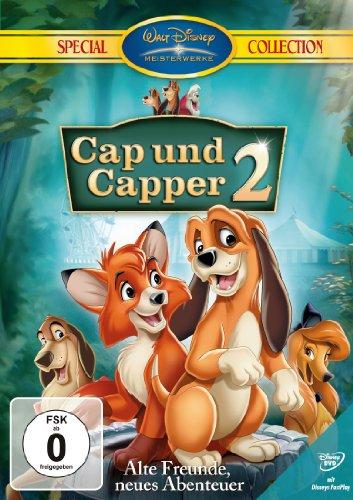 DVD - Cap und Capper 2 (Disney)