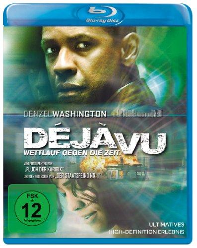 Blu-ray - Deja Vu - Wettlauf gegen die Zeit