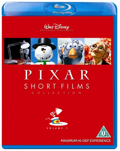 Blu-ray - The Pixar Short Films Collection