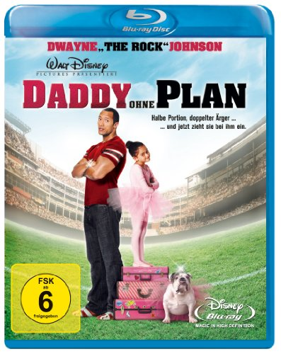 Blu-ray Disc - Daddy ohne Plan