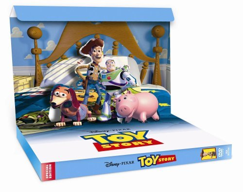DVD - Toy Story - 3D Pop-Up Box