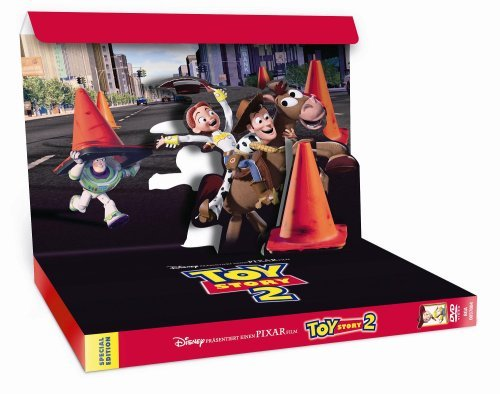 DVD - Toy Story 2 - 3D Pop-Up Box