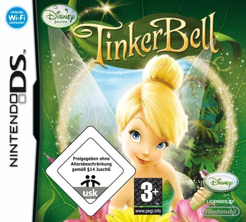 Nintendo DS - Disney Fairies - Tinkerbell