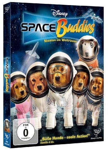 DVD - Space Buddies - Mission im Weltraum (Disney)
