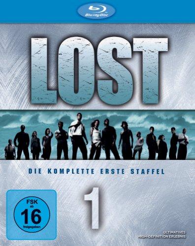 Blu-ray - Lost - Staffel 1