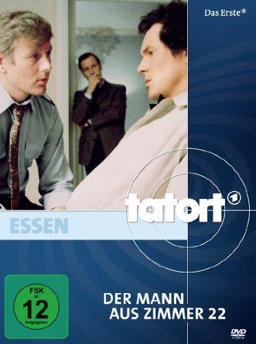 DVD - Tatort 046: Der Mann aus Zimmer 22 (1974)