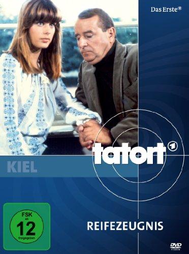 DVD - Tatort 073: Pöstrupp - Finke - Reifezeugnis (1977)