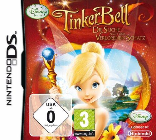Nintendo DS - Tinkerbell - Die Suche nach dem verlorenen Schatz